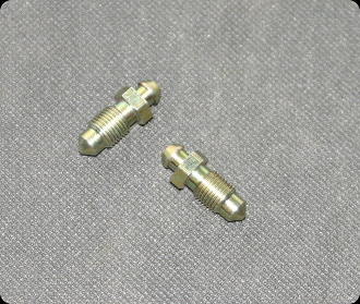 Brake Bleed Screws
