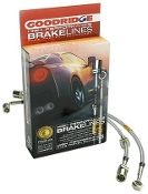 Goodridge Stainless Brake Lines