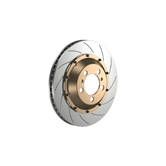 Pagid 2 Piece Rotor RBD - 991 Cup - Front