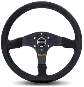 Sparco 375 Suede Steering Wheel