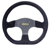 Sparco 353 Suede Steering Wheel