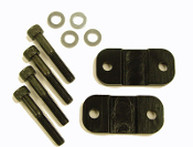Tarett Adaptor Kit, For Rear 997 GT3 GEN II Swaybar