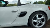 Drivers Side Air Scoop - Porsche Boxster 986