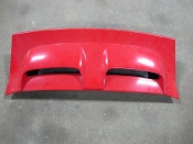 Porsche 997.1 Cup deck lid tail base - Used