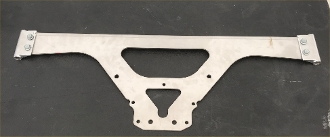 RSR Style Engine Mount Plate | 993/996/997 GT3, Turbo, and Cup