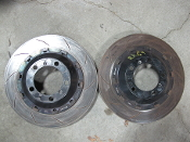 Brembo Front Rotors (pair)- USED