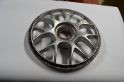 BBS E29 Wheel Center - Used - 997 Cup